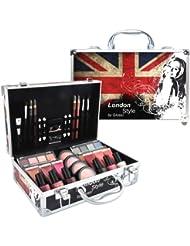 Gloss! - GL00217-UK - Mallette de Maquillage - Coffret 60 Pièces de Cosmétiques