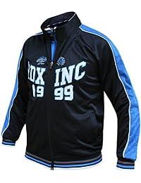RDX Sweats Zippé Bodybuilding Chandail Veste De Sport Sweatshirt