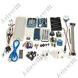 Zum Lernen und Regenbogenmacher Asiawill Atmega-328p Set für Arduino (kompatibel mit Arduino Boards)