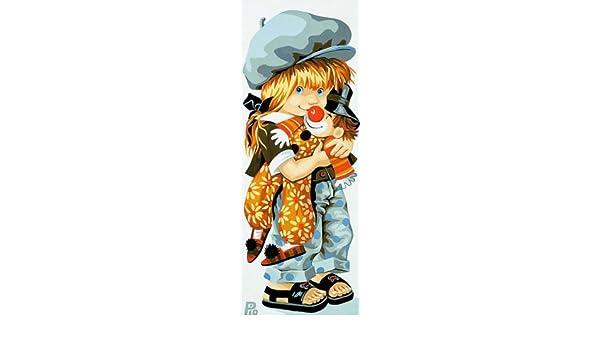 Royal Paris Tapestry//Needlepoint Kit Clownerie de Pio Clowning Pio