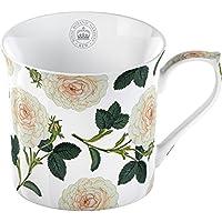 Creative Tops - Tazza in porcellana, soggetto: Giardini Botanici Reali di Kew, colore: (Bone China Crema)