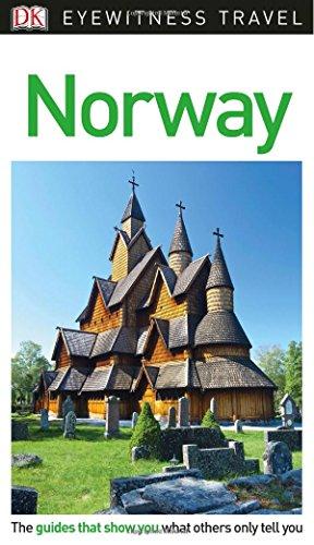 DK Eyewitness Travel Guide: Norway