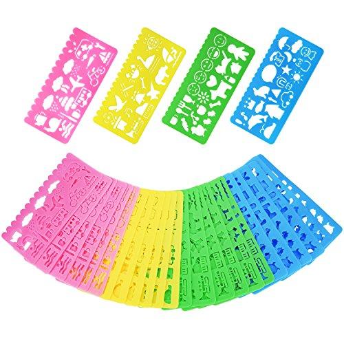 outus-pochoir-de-dessin-en-plastique-gabarits-de-dessin-pour-les-enfants-74-formes-24-pieces
