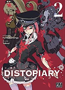 Distopiary Edition simple Tome 2