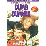 Dumb And Dumber Jim Carrey DVD Comedy