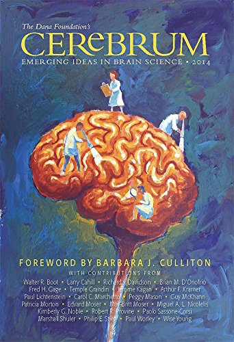 Cerebrum 2014: Emerging Ideas in Brain Science