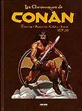 LES CHRONIQUES DE CONAN T08 1979 2EME PARTIE