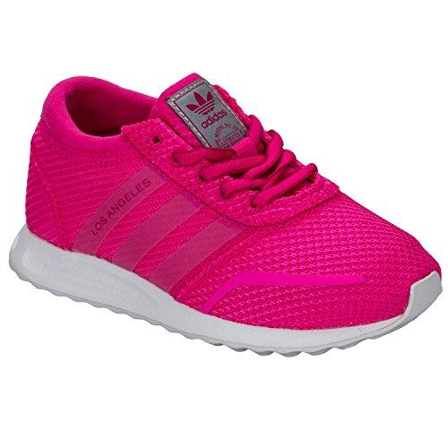 Adidas Zapatillas Los Angeles CF Gris Claro/Rosa EU 23 (UK 6K) kAb24dlNo