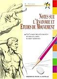 Notes d'anatomie artistique