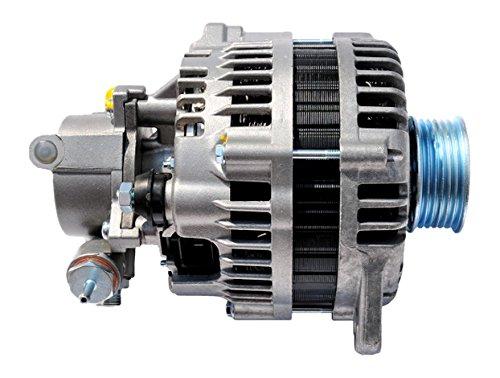 Preisvergleich Produktbild HELLA 8EL 011 711-151 Generator,  14V / 100A,  Keilrippenriemenscheiben-Ø: 60mm