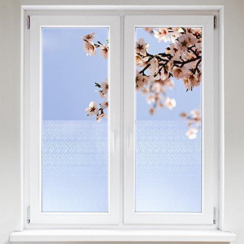 Artefact® Dekofolie / Fensterfolie Code | statisch haftend (ohne Kleber) | verschiedene Größen