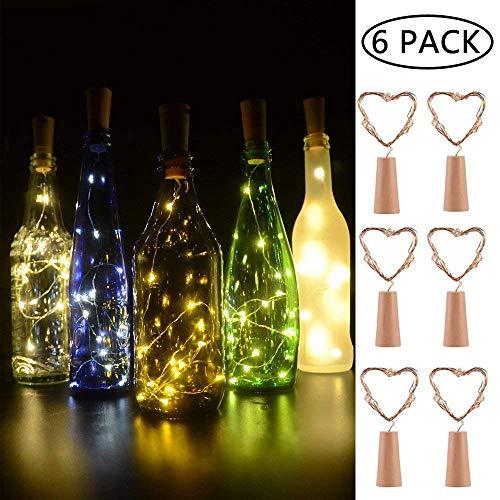 LED Flaschenlichter - 2