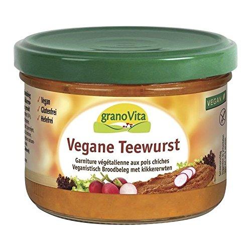 granoVita Vegane Teewurst - 180g