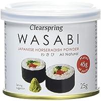 Clearspring - Wasabi en polvo latita - 25 g