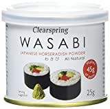 Clearspring Wasabi -Pulver (25 G)
