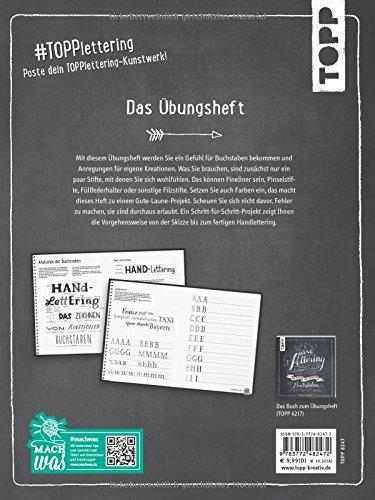 Handlettering Übungsheft: Schöne Buchstaben kann jeder - 2