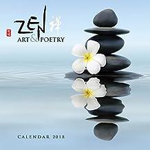 Zen Art & Poetry 2018 Calendar