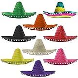 ILOVEFANCYDRESS - Sombrero mexicano de paja