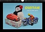 Kinderträume - Womit wir früher spielten (Wandkalender 2018 DIN A4 quer): Beliebtes Spielzeug aus den 50er und 60er Jahren (Monatskalender, 14 Seiten ... [Apr 01, 2017] Huschka, Klaus-Peter
