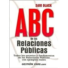 ABC de las relaciones publicas (Coleccion Universitaria)