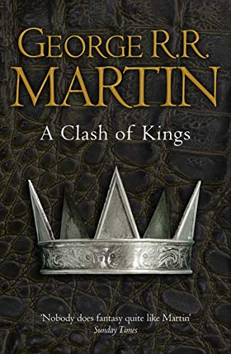 A Clash of Kings (A Song of Ice and Fire, Book 2) (English Edition) - Fire Kindle Best