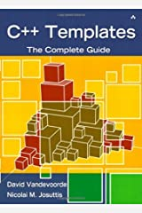 C++ Templates: The Complete Guide Hardcover