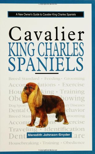 A New Owner's Guide to Cavalier King Charles Spaniels -