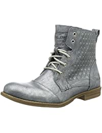 Mustang Damen 1157-543-852 Combat Boots