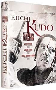 Eiichi Kudo : les treize tueurs / Le grand attentat / Les onze guerriers du devoir - Coffret 3 DVD
