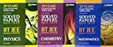 #8: 39 Years' Chapterwise Topicwise Solved Papers IIT JEE MAIN (2017-1979) Combo Pack 3 Books Sets (Mathematics Chemistry Physics)
