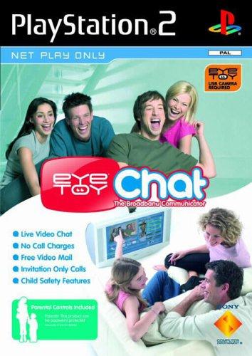 EyeToy: Chat (PS2) - [Edizione: Regno Unito]