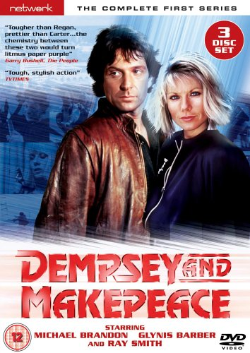 Dempsey And Makepeace - The Complete First Series [1985] [DVD]