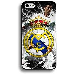 Nuevos modelos Real Madrid Club de Fútbol Teléfono móvil, iPhone 6/iphone 6S (4.7inch) funda accesorios, Professional Real Madrid Funda Accesorios, la Liga de Fútbol para teléfono Fundas, Real Madrid iPhone 6/iphone 6S (4.7inch) Teléfono de buzón