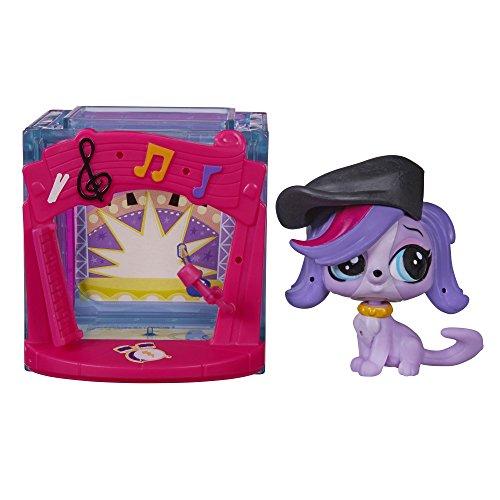 Littlest Pet Shop Mini Style Set mit Zoe Trent Figur (Littlest Pet Shop-zoe)