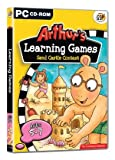 Picture Of Arthur's Learning Games - Sandcastle Contest (PC)
