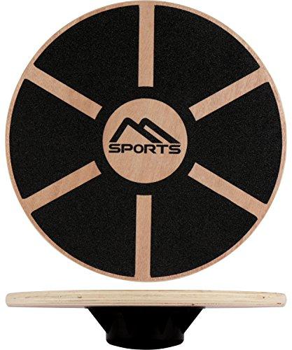 balance board holz die bestseller fitnessger te f r zuhause. Black Bedroom Furniture Sets. Home Design Ideas