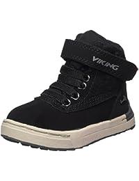 Zapatos fucsia Viking infantiles