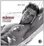 Männer 2014. Postkartenkalender -