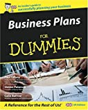 Business Plans for Dummies - UK Edition
