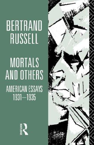 Mortals & Others V1