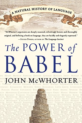 Power of Babel, The por John Mcwhorter