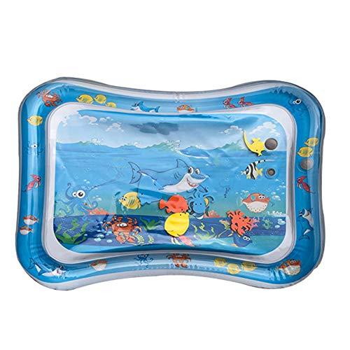 LANGYINH Colchoneta Inflable de Agua para niños y bebés, Juguetes para bebés,...