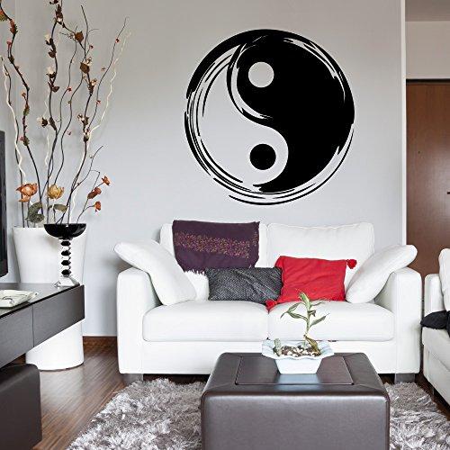 Wandtattoo - A237 - Yin Yang Zeichen