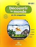 Découvrir le monde en 64 enquêtes CP/CE1 : Programme 2008