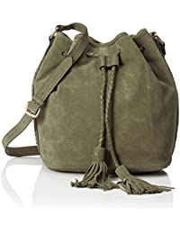Pieces Pcsia Suede Tighten Bag, Sacs portés épaule