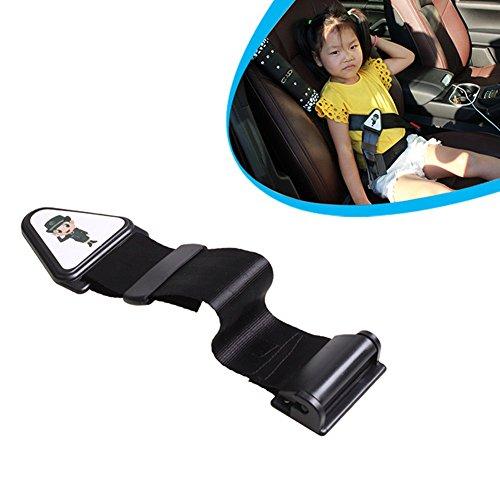 Silence Shopping Auto Pillow Ceinture de sécurité automobile Protège-épaule Régler le coussin de ceinture de sécurité pour enfants Enfants