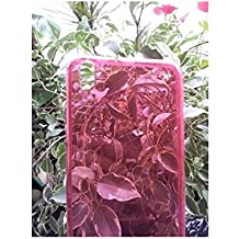 Pcmoviles -- funda Gel silicona tpu liso color Rosa transparente para Alcatel one touch POP D5