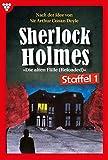Sherlock Holmes Staffel 1 – Kriminalroman: E-Book 1-10