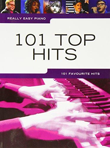 Really Easy Piano 101 Top Hits par Collectif