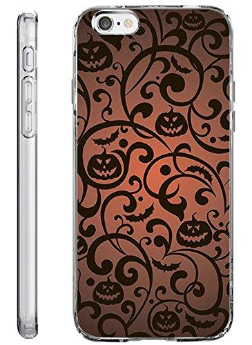 iPhone 6s Hülle zum Aufstecken für iPhone 6 (2014)/6S (2015) Gruselige Halloween, Style-7